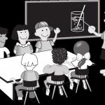 Přípravka, 1. třídy a 2. třídy do školy – hurá!!